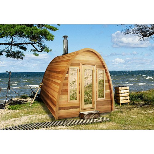  Sauna extérieur en forme d'igloo AG-001B 