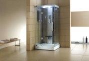 Cabine de douche hydromassante avec hammam AS-005A-1