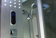 Cabine de douche hydromassante avec hammam AS-010B