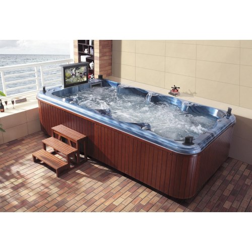 Piscine spa de nage AT-002