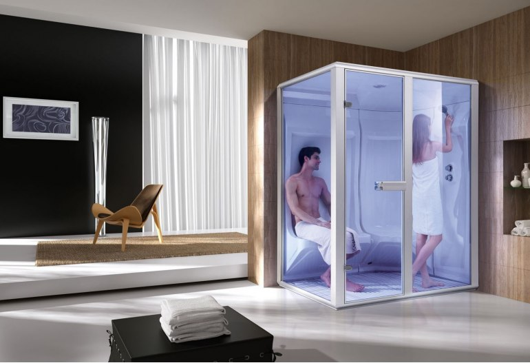 Bain turc Hammam AS-001D