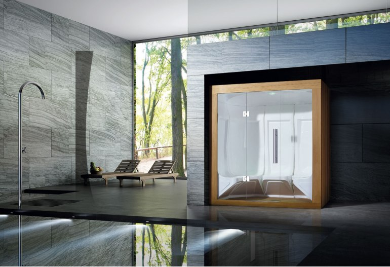 Bain turc Hammam AT-003A