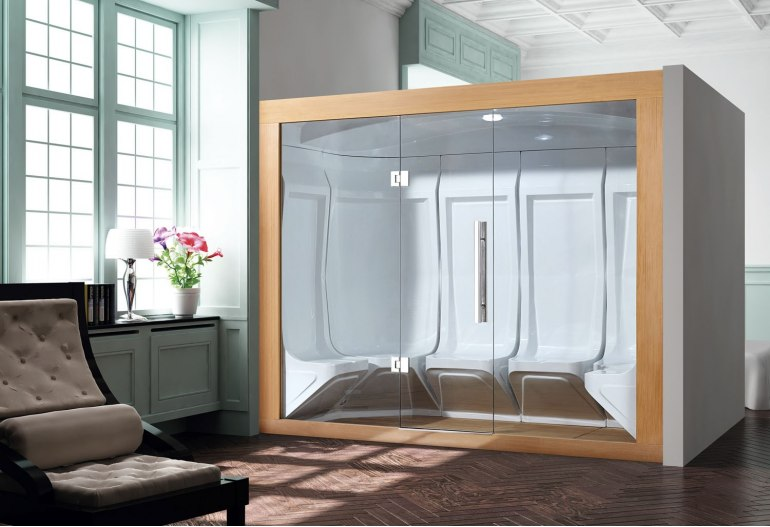 Bain turc Hammam AT-003D
