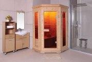Sauna sec économique AR-006A