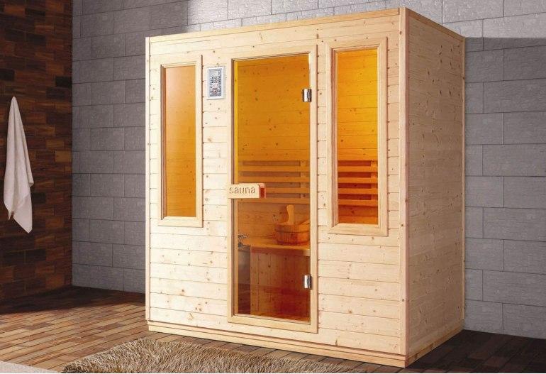 Sauna sec économique AR-007G