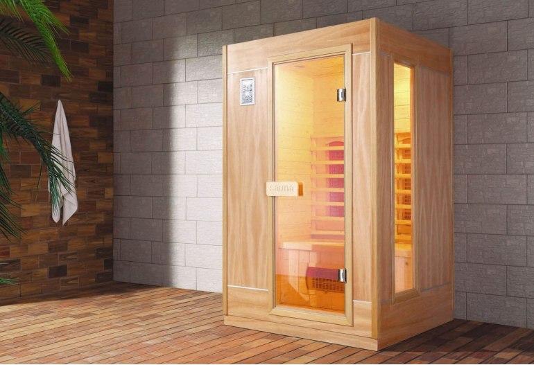 Sauna sec économique AR-008C