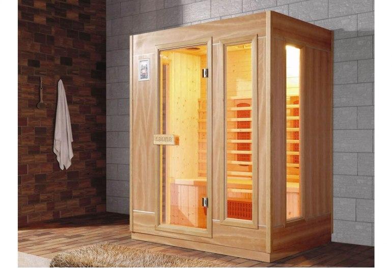 Sauna sec économique AR-006B
