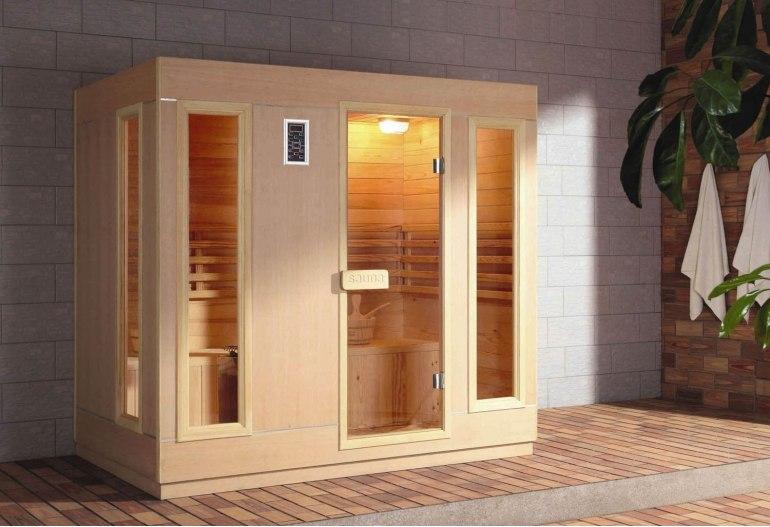 Sauna sec économique AR-008G
