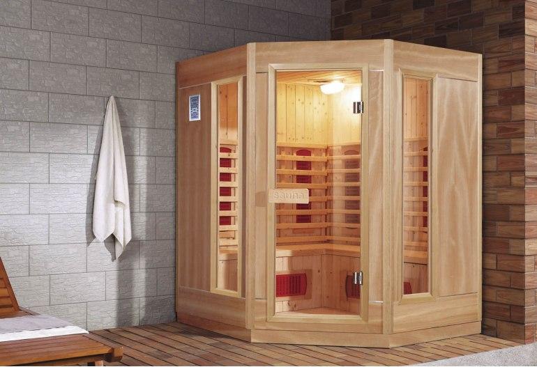 Sauna sec économique AR-009C