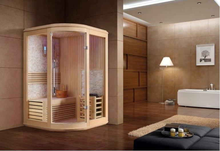 Sauna sec premium AX-002C