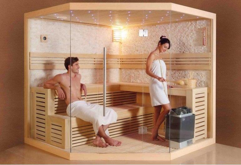 Sauna sec premium AX-004C
