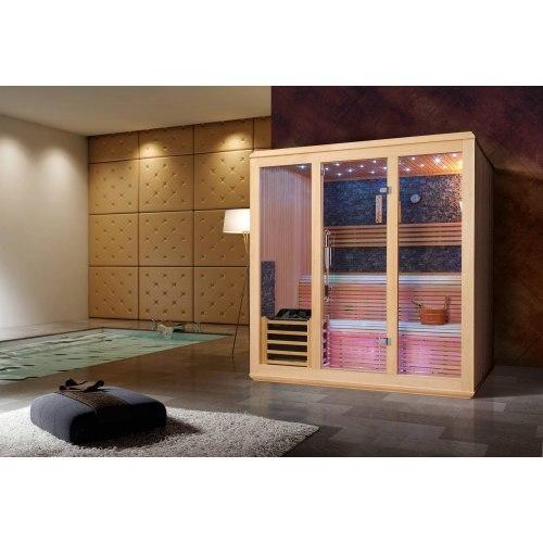 Sauna sec premium AX-011A