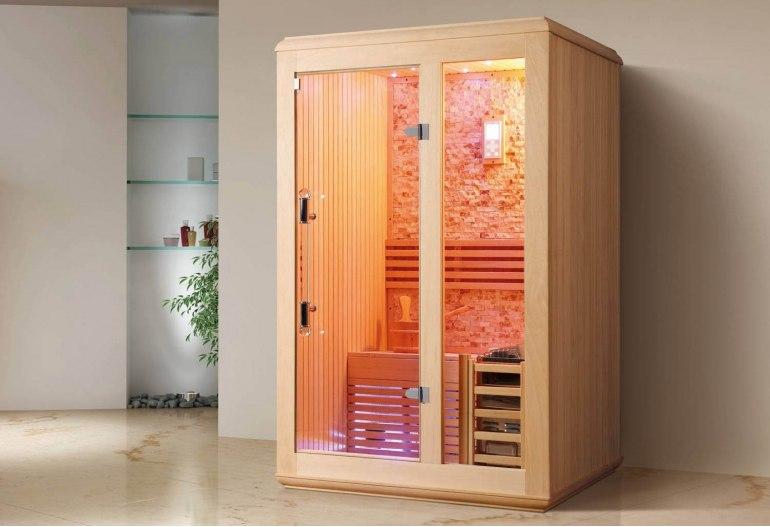 Sauna sec premium AX-013A