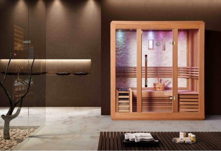 Sauna sec premium AX-017B