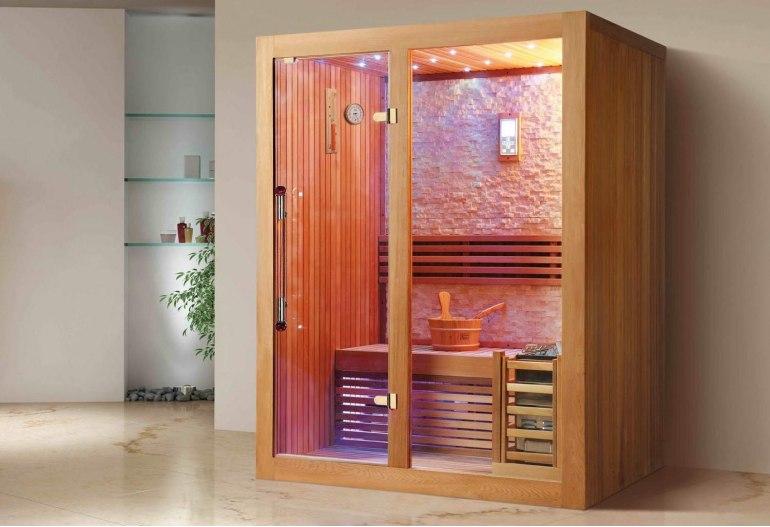Sauna sec premium AX-019A