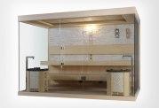 Sauna seca premium AX-021B