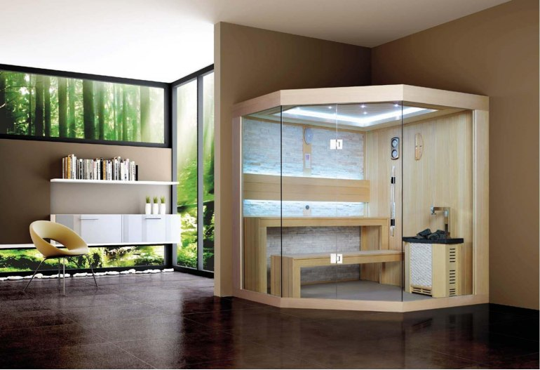 Sauna sec premium AX-029A