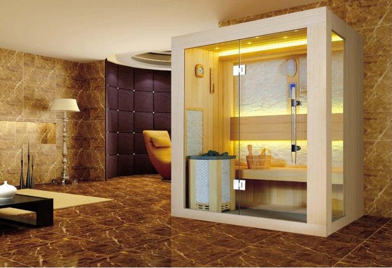 Sauna sec premium AX-030A