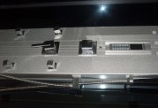 Cabine de douche hydromassante avec hammam AS-003B-2