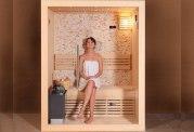 Sauna sec premium AX-001A