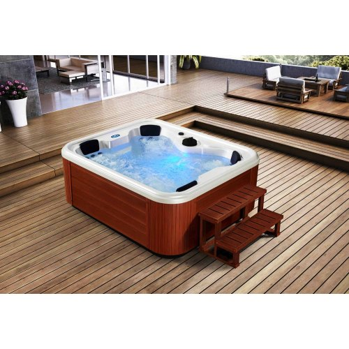 Spa jacuzzi extérieur AS-004