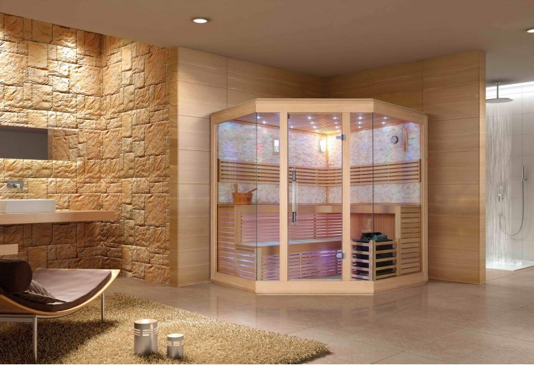 Sauna sec premium AX-003B
