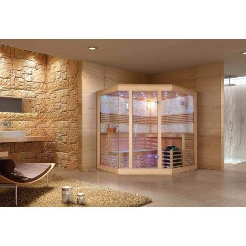 Sauna sec premium AX-003C